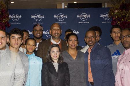 Bronx Borough President Diaz & AT&T Host Little League Awards Celebration