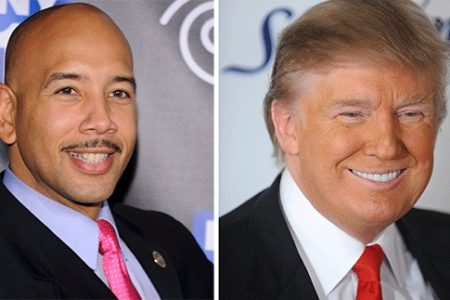 Ruben Diaz, Jr. & Donald Trump – Allies In Borough Renewal