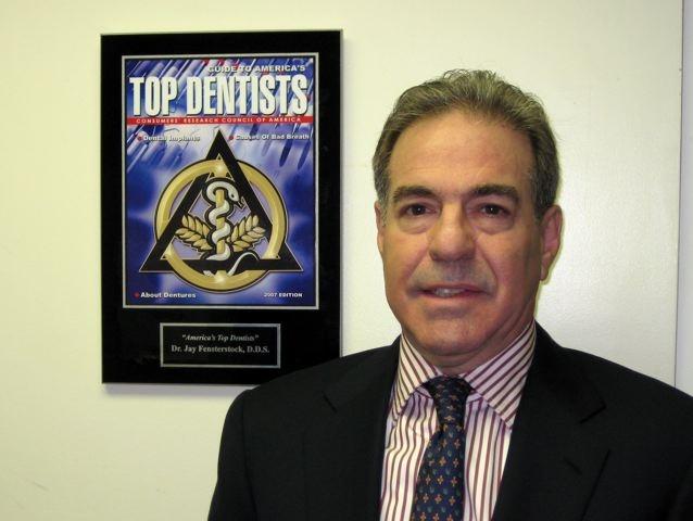 Dr. Jay Fensterstock, Owner & President