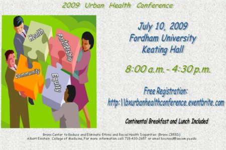 Bronx Health Disparities Conference