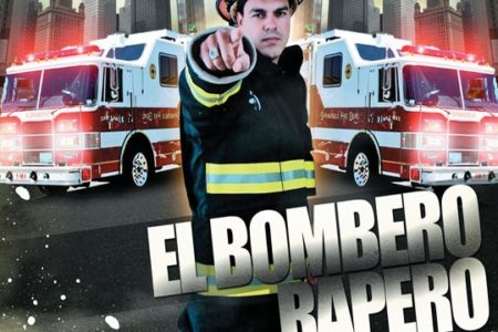 El Bombero Rapero In NY