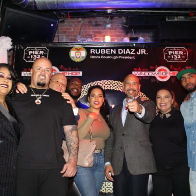 BP Diaz Co-Hosts Element Of Hip-Hop Awards 2019