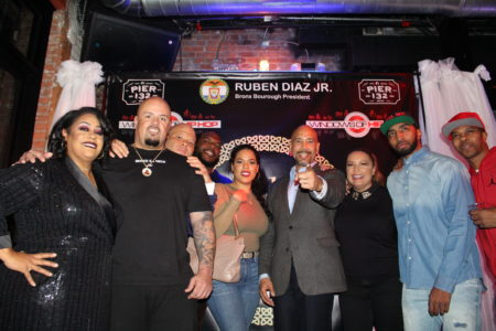 BP Diaz Co-Hosts Element Of Hip-Hop Awards 2019