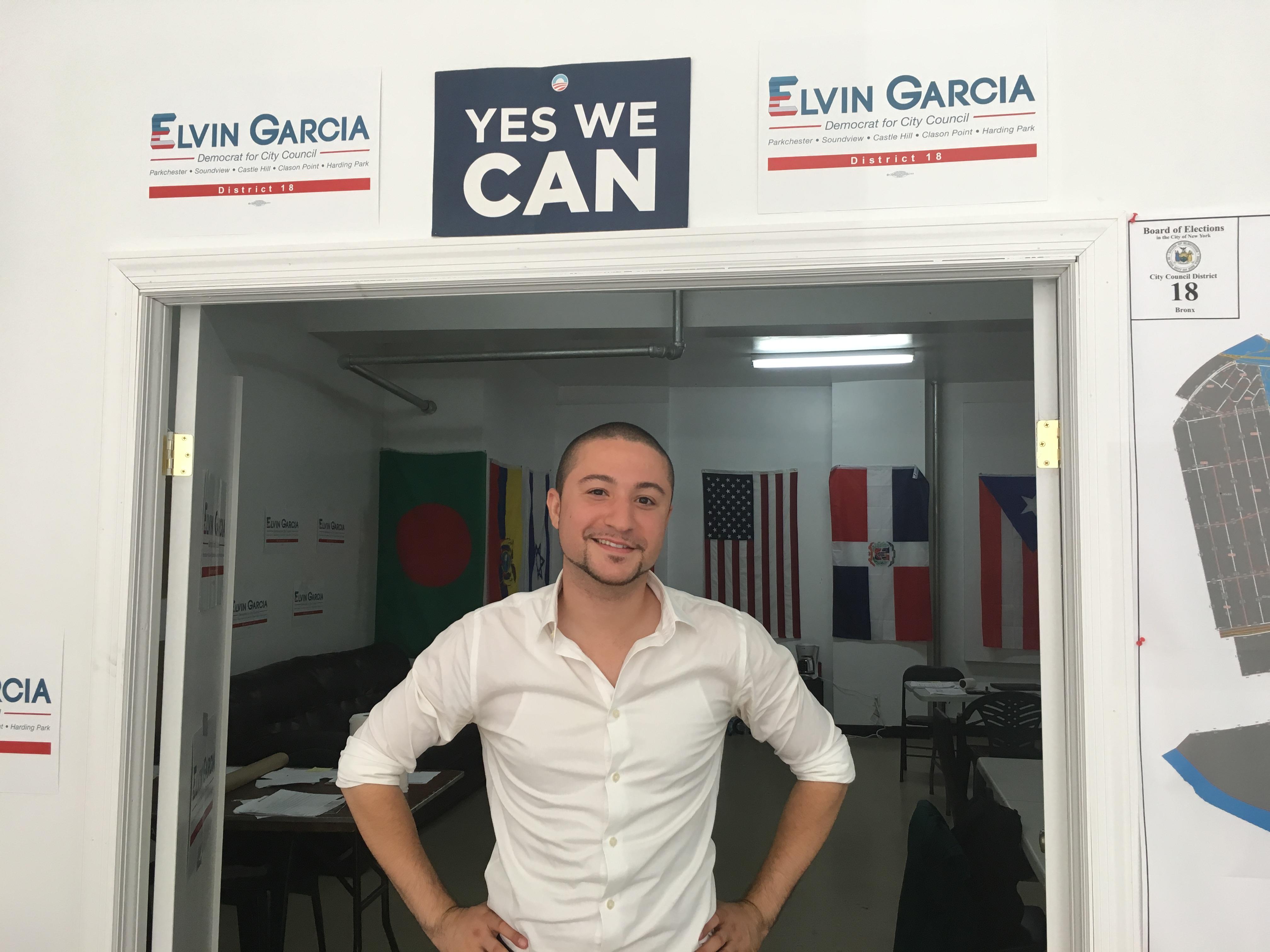 Elvin García