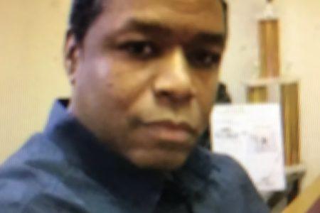 Eric Simmon, 57, Missing