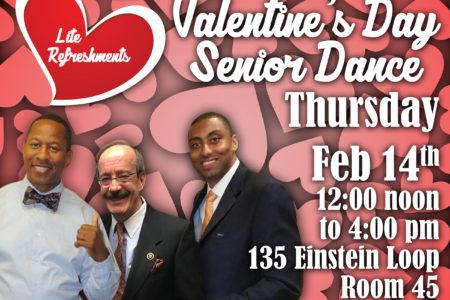 Valentine's Day Senior Dance