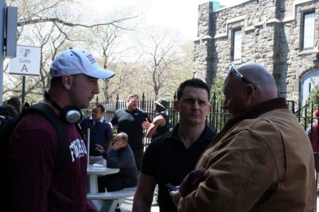 Fordham Football Starts Mentoring Program