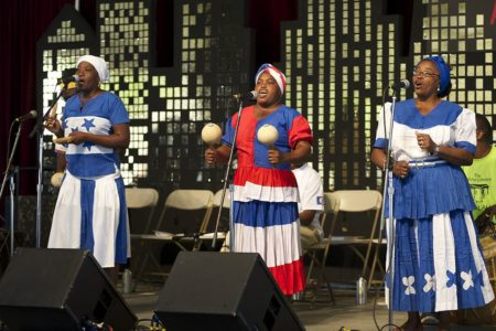 "Celebration Of The 8th ""Abrazo Garifuna In New York."""