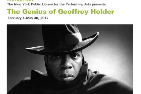 Exhibition: The Genius Of Geoffrey Holder