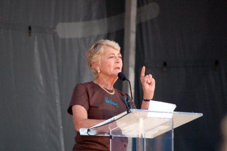 Geraldine Anne Ferraro Dies At 75