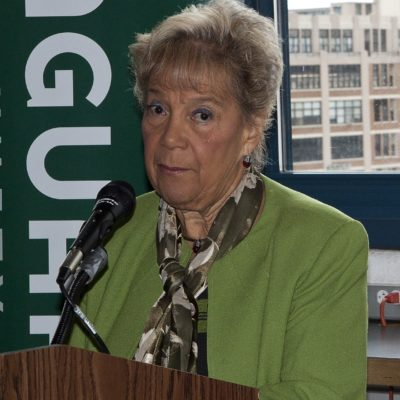Former Queens Borough Preisdent Helen Marshall Passes At 87