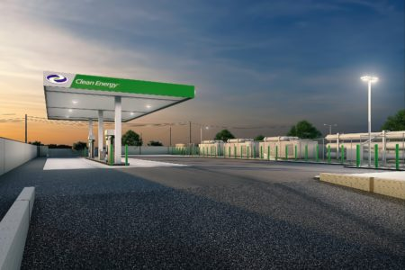 Clean Energy Fuels Begins First Bronx CNG Fueling Station
