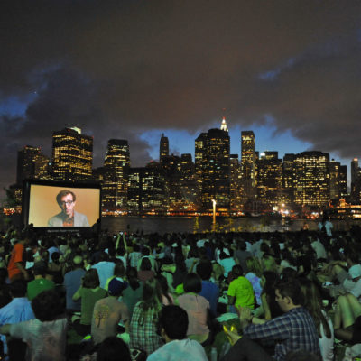 "Randall's Island Outdoor Movie Night: ""Race"""