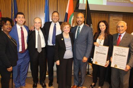 Borough President Diaz Hosts Annual Italian-American Heritage Celebration