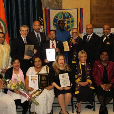 Bronx Clergy Taskforce Interfaith Breakfast