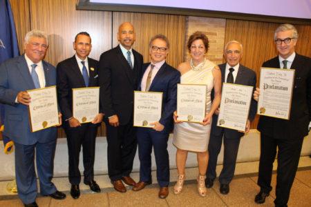Borough President Diaz Hosts Annual Italian Heritage & Culture Celebration