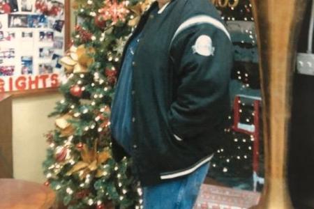Julio Rosas, 48, Missing