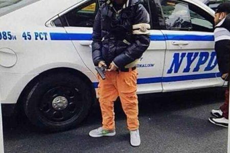 Kevin Rodriguez, 21, Arrested