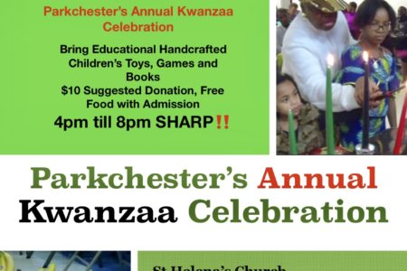 Parkchester's Annual Celebration Of Kwanzaa