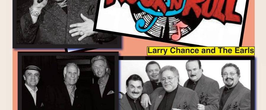 Nader Mara's Solid Gold – Doo Wop & Rock'n'Roll Event Invite