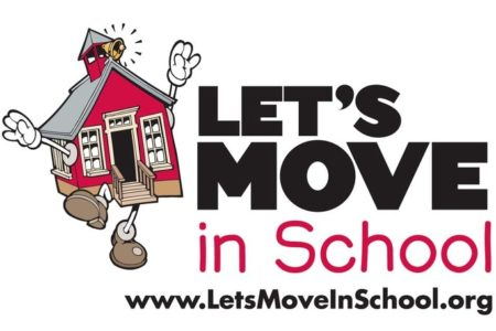 Let's Move In School By Swim-A-Thon
