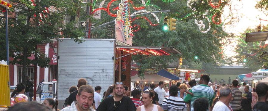Bronx's Own Little Italy
