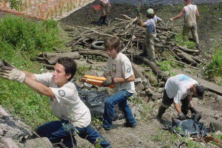 Lower Bronx River Restoration Initiative