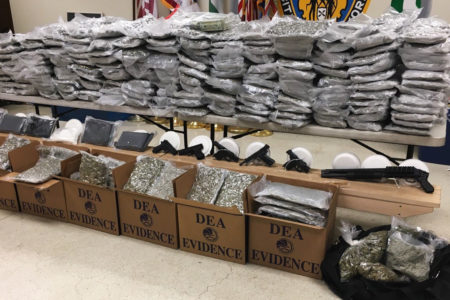 10 Members Of Bronx Drug Trafficking Organization Charged With Distributing Thousands Of Pounds Of Marijuana Worth Over $22 Million