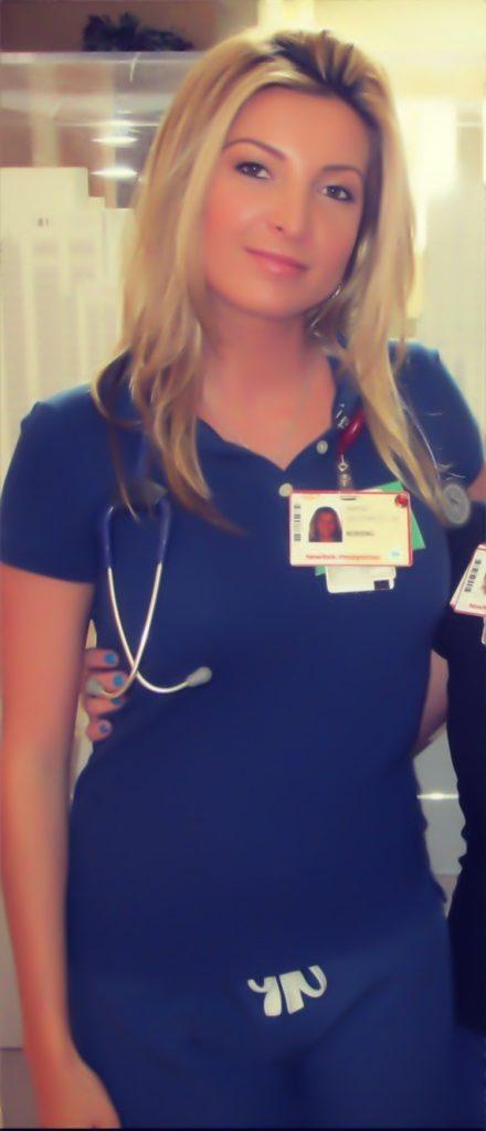 Marina Dedivanovic, RN In NY Med