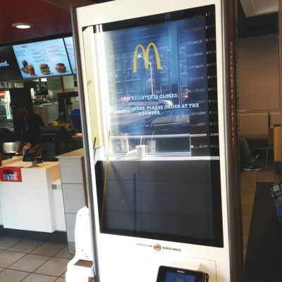 Rise Of The Machines At McDonald's