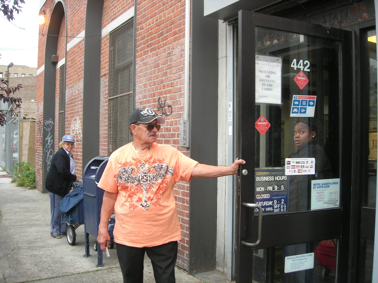 Morrisania Post Office Up For Possible Closure