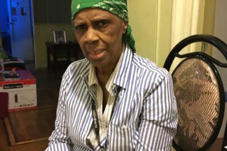 Myrtle Singleton, 81, Missing