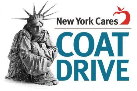 New York Cares Coat Drive Surpasses 100K Coats Collected