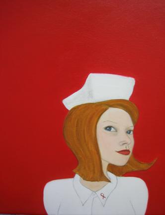 Nighteengale by Hannah Corbett.