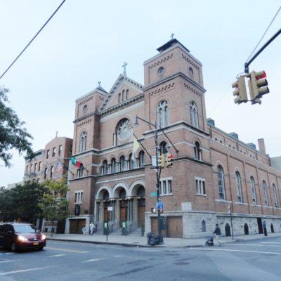 Jesuit Homosexualist Guest At Historic Bronx Parish Rededication