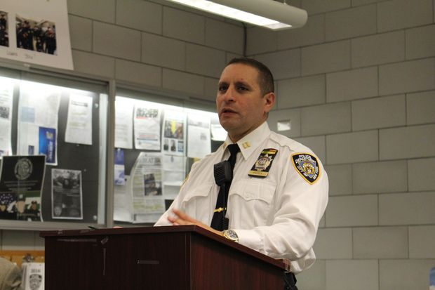 Bronx Native Takes Helm Of Central Park Precinct