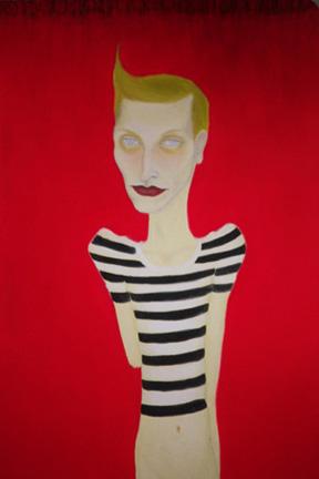 Prisoner by Hannah Corbett.