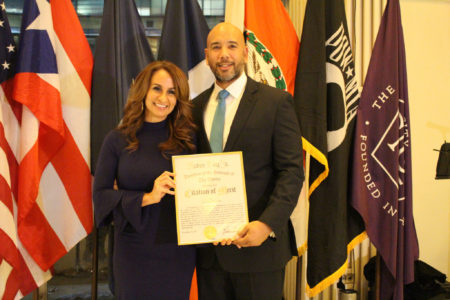 BP Diaz Hosts Annual Puerto Rican Heritage Month Celebration