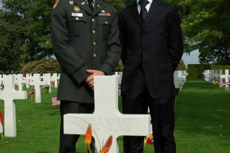 Grateful And Honorable Dutch Families Adopt The WWII Graves Of Fallen Americans In The Netherlands