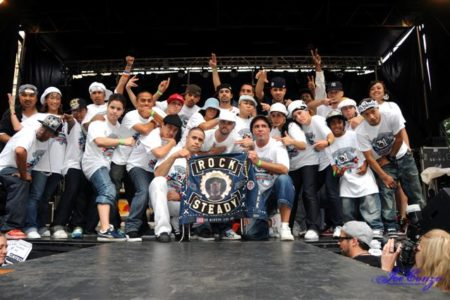 Rock Steady Crew 32nd Anniversary