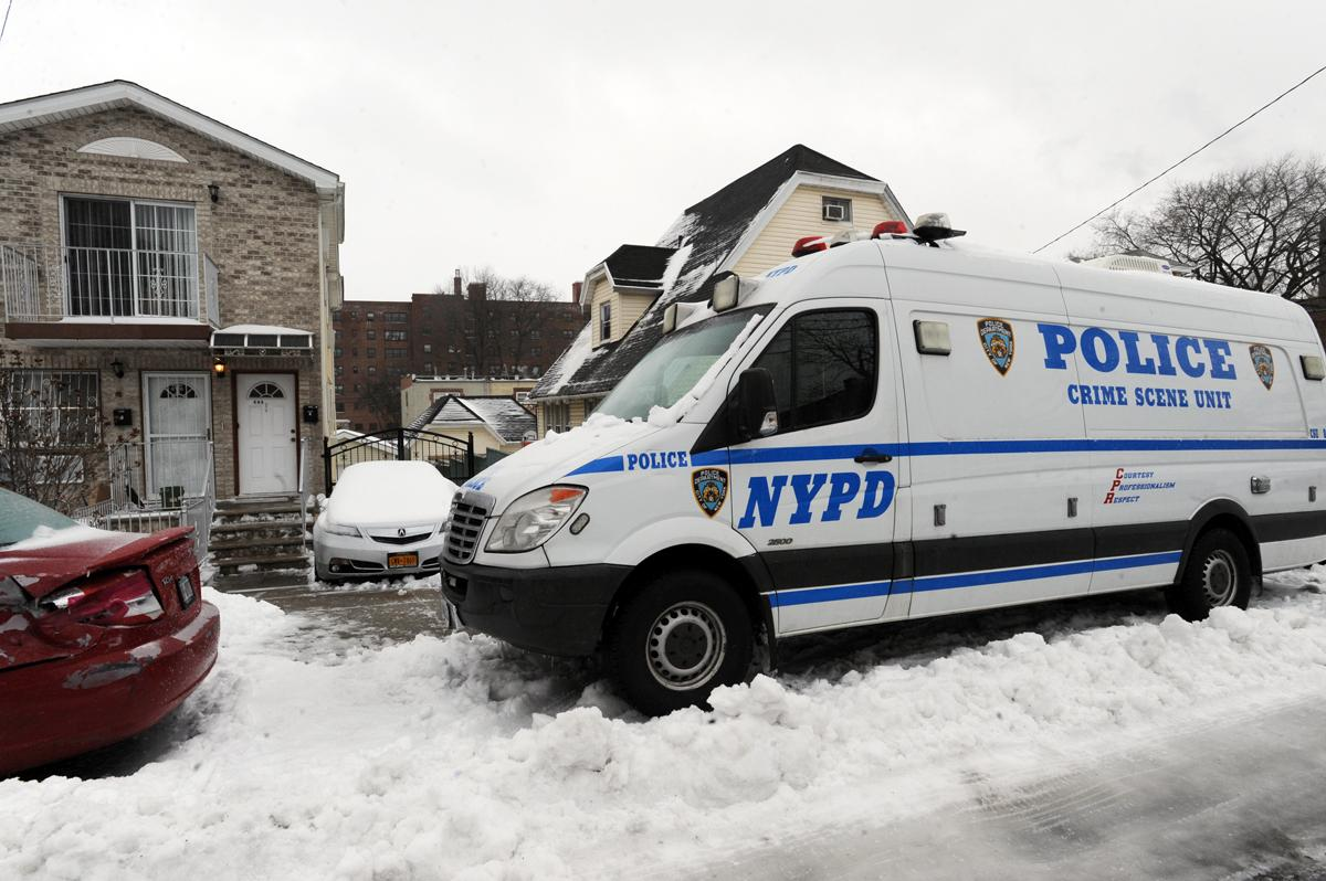 Bronx Sanitation Worker Found Dead With Knife Wounds, Girlfriend Charged With Murder
