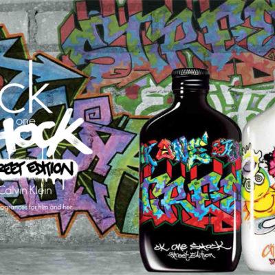 Bronx Graffiti Artist Sharon de la Cruz Teams Up With Calvin Klein