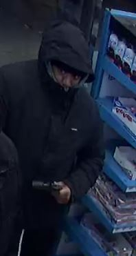 Help Identify Two Robbery Suspects