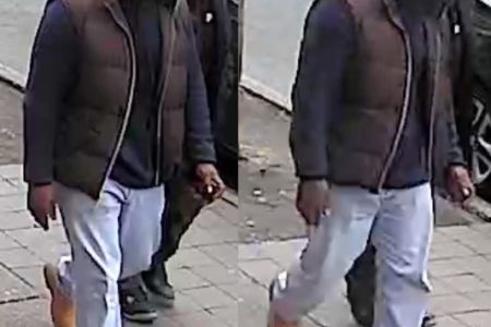 Robbery Suspect Sought