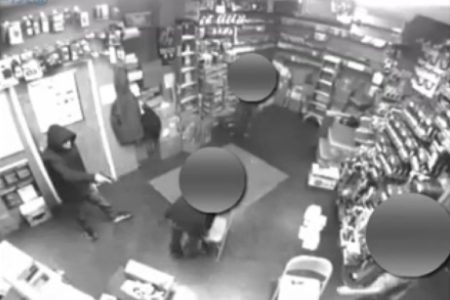 Armed Robber Steals Video Games From Bronx GameStop
