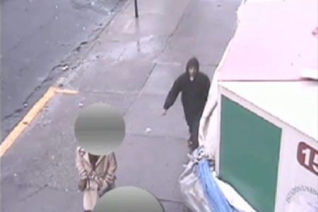 Bronx Subway Station Stabbing Suspect
