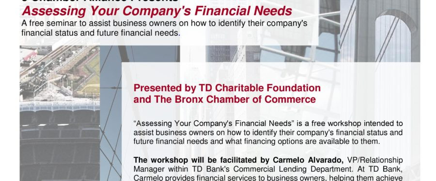 Assessing Your Company's Financial Needs