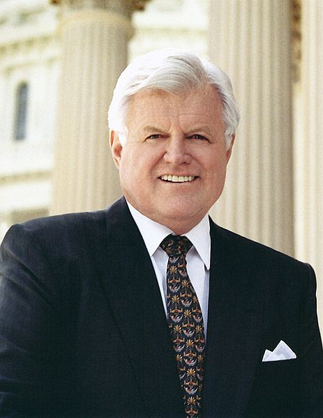 Ted Kennedy (February 22, 1932 – August 25, 2009)