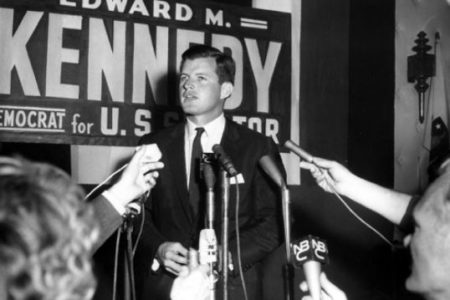 Ted Kennedy Passes At Age 77