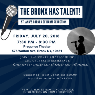 The Bronx Has Talent!